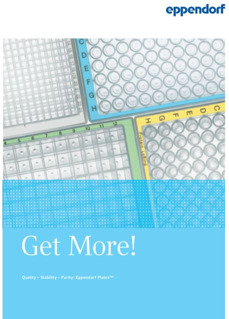 Realtime PCR Plates Brochure
