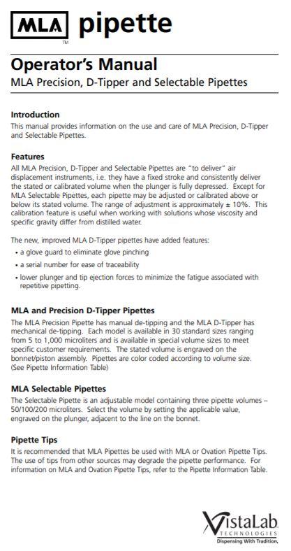 MLA_Precision_D-Tipper_User_Manual